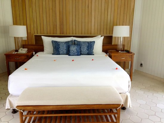 Rosewood Little Dix Bay: King Bed - Tree House Cottage