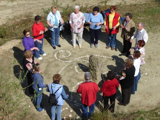 Natural Health Resort: Group guiding