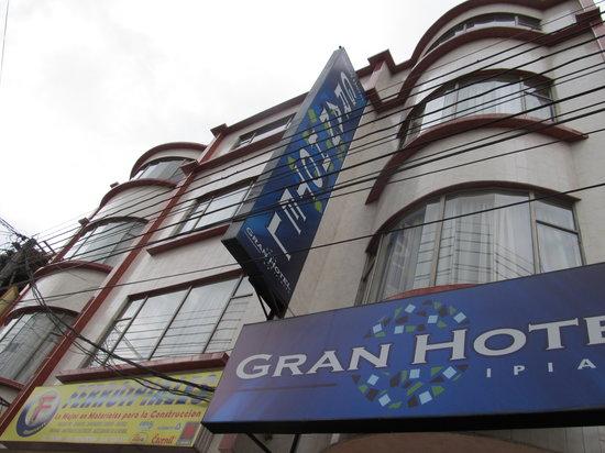 Ipiales, Colombia: gran hotel