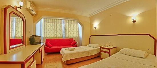 Santur Hotel: Room