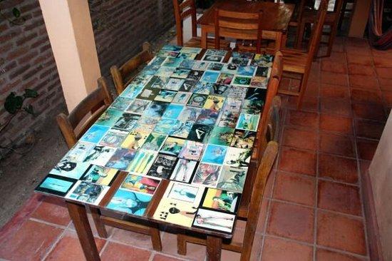 Jeri Pousada: der huebsche Fruehstueckstisch