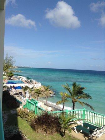 Rostrevor Hotel: view