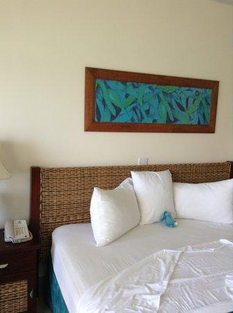 Rostrevor Hotel: bed2