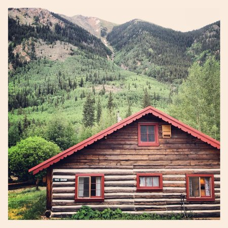 ‪‪Mount Elbert Lodge‬: The Barn cabin‬