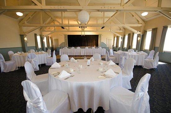 Keltic Lodge Resort & Spa: Ceilidh Hall