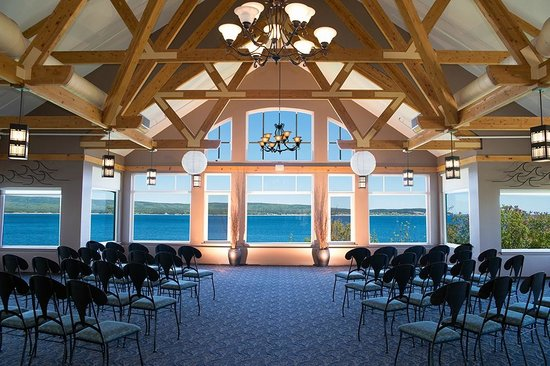Keltic Lodge Resort & Spa: Atlantic Restaurant Meeting Room