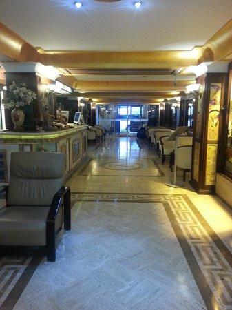 Oglakcioglu Park Boutique Hotel: Lobby
