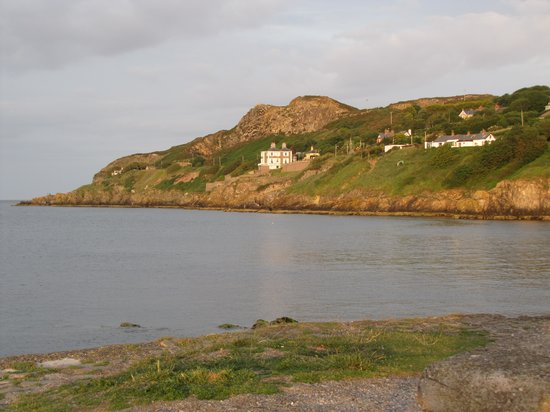 King Sitric: Area to walk in Village of Howth
