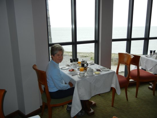 King Sitric : Breakfast with a view