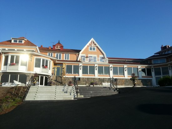 Sarohus Hotel, Conference & SPA: Hotellets framsida