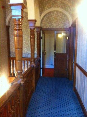 Ugie House Hotel: Hall