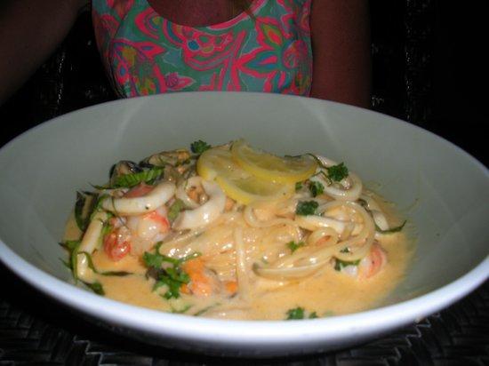 Shore: Seafood Pasta