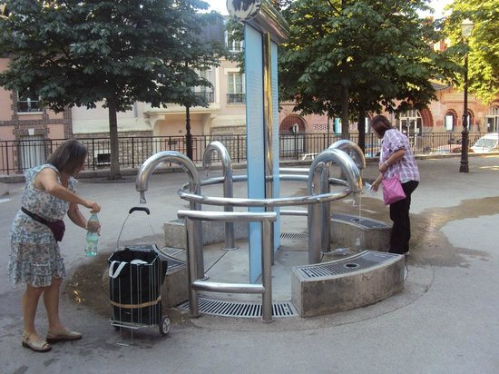 Hotel Verlaine : place verlaine acqua potabile