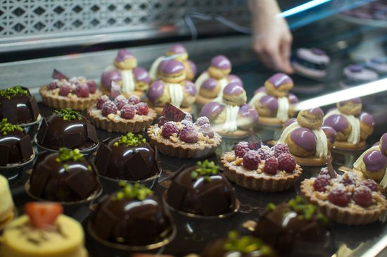The Manna House Bakery and Patisserie: Patisserie