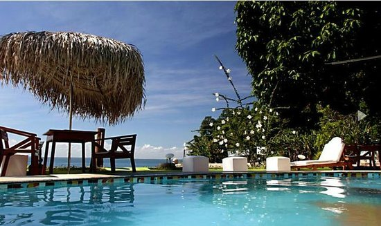 Portalo Boutique Hotel: Amazing setting