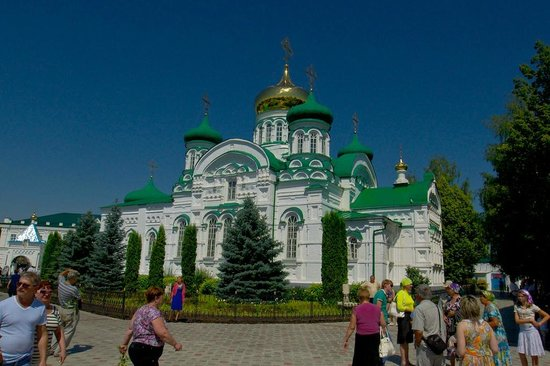 Bogoroditskiy Men's Monastery of Raifa