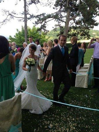 Il Castellaro Country House: Wedding Day at Il Castellaro