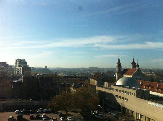 Best Western Vilnius: Утро