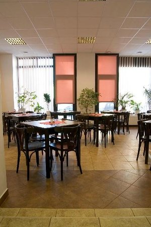 Hotel Prokopka: The dining room has capacity up to 40 pax