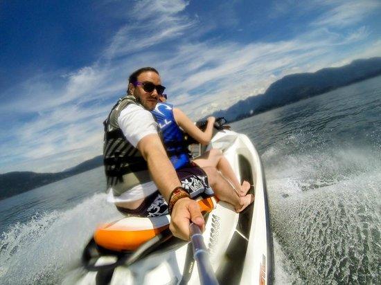Jet Ski Rental Granville Island Vancouver