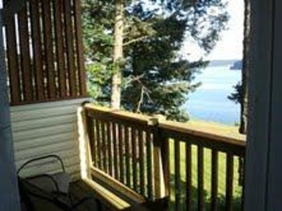 Awesome View B&B: Private Deck