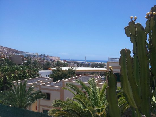 Punta Marina : view from the balcony