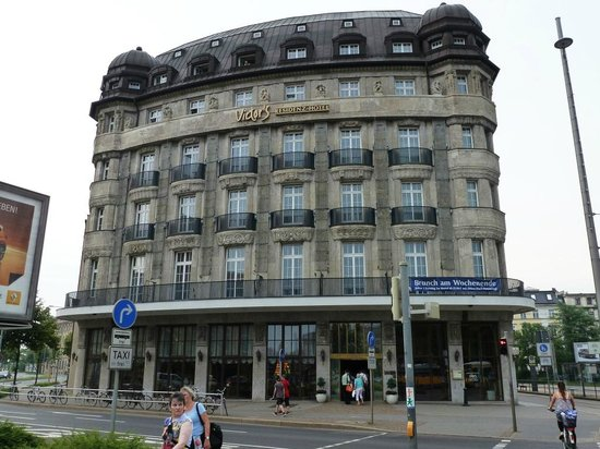 Victor's Residenz-Hotel Leipzig: Hotel exterior