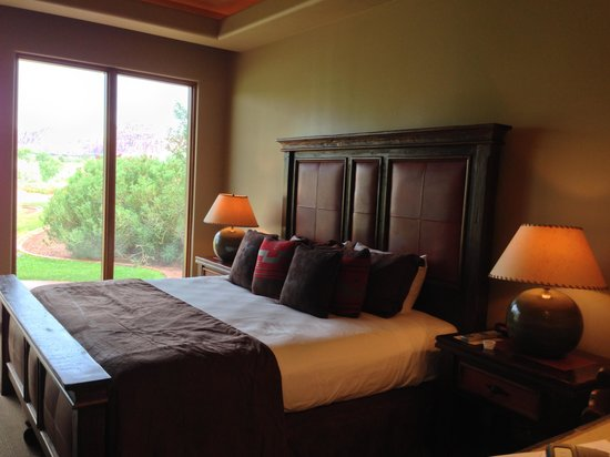 The Inn at Entrada: bed