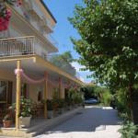 Hotel Perugini: entrata