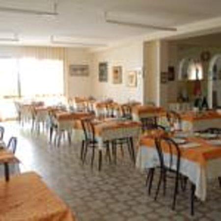 Hotel Perugini: sala da pranzo