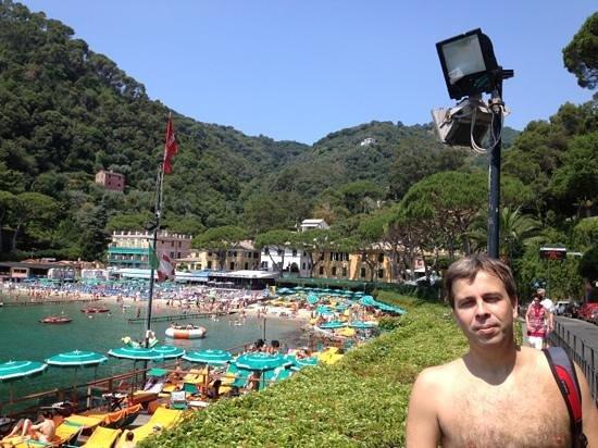 Paraggi, Italie : Local para pratica de SUP.