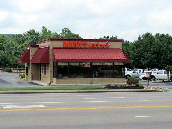 Buddy's bar-b-q Oak Ridge