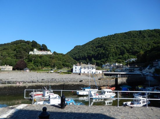 The Heatherville Hotel: Lynmouth
