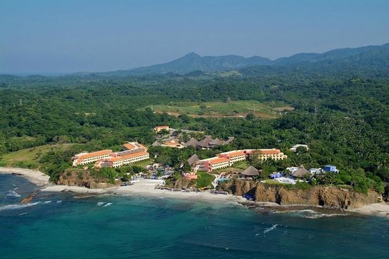 Grand Palladium Vallarta Resort & Spa: Hotel view