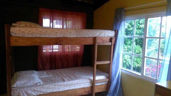 Malibu Beach Hostel : Habitaciones limpias y comodas!