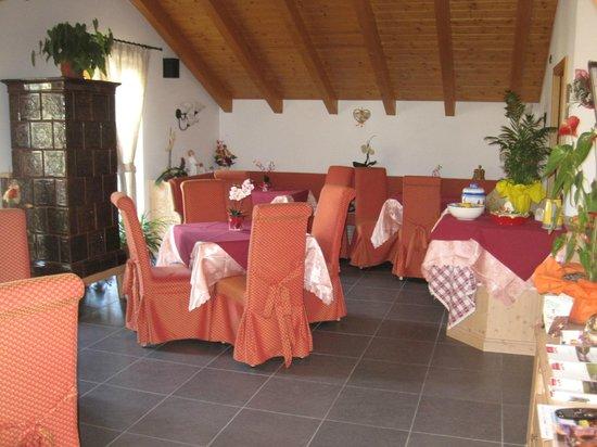 Bed and Breakfast Noemi: sala della colazione