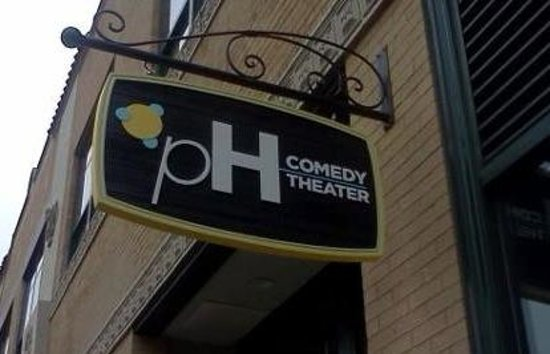 Image result for pH Comedy Theater