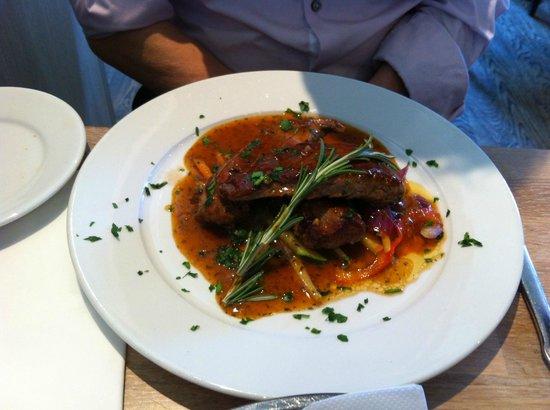 Casa Mia | Ristorante | Cucina Italiana: Lamb dish