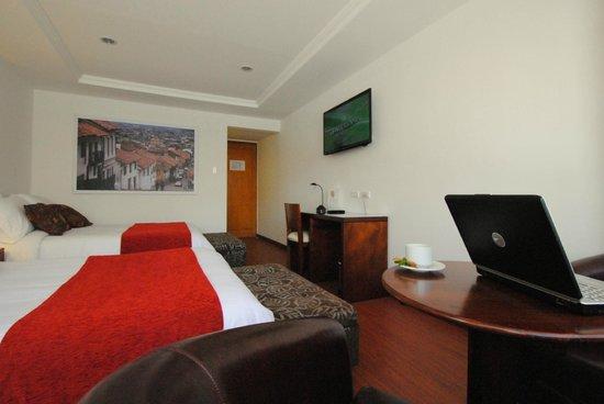 Hotel La Mansion: Suite Bogotá