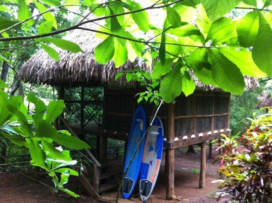 Eco Venao: la cabaña 1