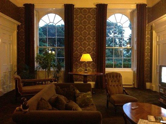 Adria House: Sitting room