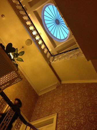 Adria House: Stairwell