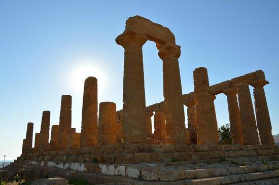 Villa Robbabate: la Valle dei Templi