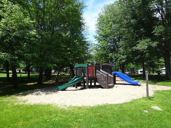 Berwick, ME: Playground for kids
