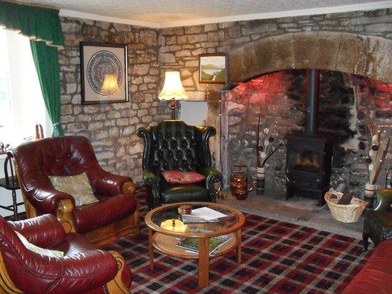 The Wheatsheaf in Wensleydale: Lounge