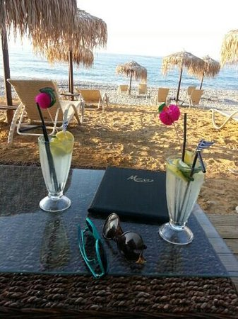 Taverna Maleme Beach Bar