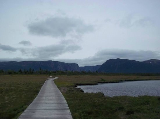 Rocky Harbour, Canadá: Western Brook Ford