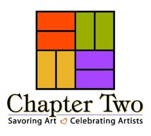 Chapter Two Art Gallery: Chapter Two Logo
