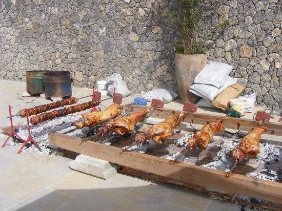 SENSIMAR Grand Mediterraneo Resort & Spa by Atlantica: Κυριακή Πάσχα 2013