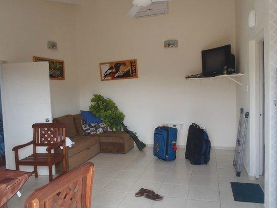 Nos Krusero Apartments: Main room of apartment